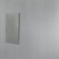 Timo Kube, Untitled dark weatherwork grey performation, 2012