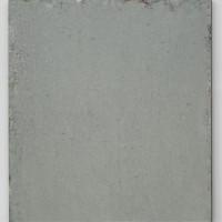 Peter Tollens, Grau Rot Ocker Grün Grau, 2011