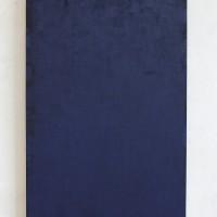 Peter Tollens, Blau auf Schwarz, 2009
