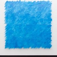 Antonio Scaccabarozzi, Quantitá di blu Oltremare, 1989
