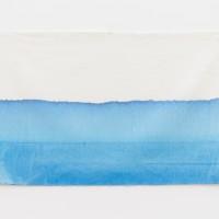Antonio Scaccabarozzi, Immersione di colore blu,1981