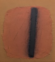 Erwin Bechtold, Incisión roja, 2004