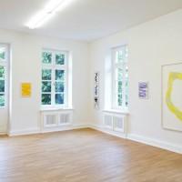 Ausstellungsansicht Papier/Paper II, Karim Noureldin