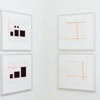 Ausstellungsansicht Papier/Paper II, Shanna Horwitz