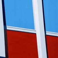 Tim Trantenroth, Fassade international rot, 2005