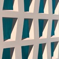 Tim Trantenroth, Concrete grid, 2006