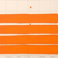 John Zinsser, Color Bars II, 2009